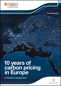 10 Years Carbon Pricing 200