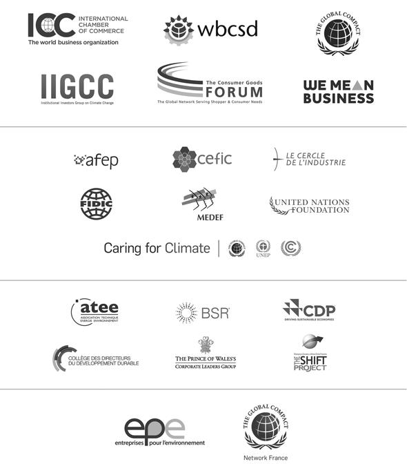 BCS partners logos