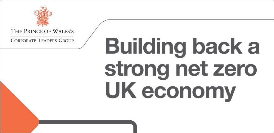 CLG net zero UK economy gra
