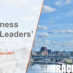 UK Business Climate Leaders' Summit cover card