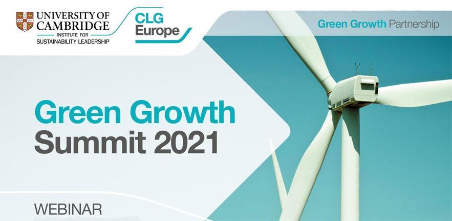 Green Growth Summit 2021