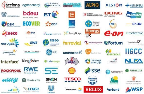 60 major companies