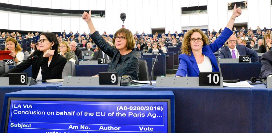 EU ratification