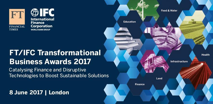 FT IFC Transformational Business Awards