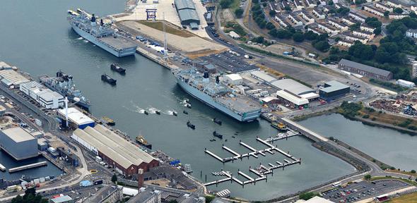 HM Naval Base Devonport Ply